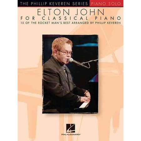 Elton John for Classical Piano: Piano Solo