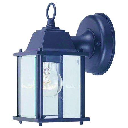 Boston Harbor Dimmable Outdoor Lantern, (1) 60/13 W Medium A19/Cfl Lamp, (Medium Outdoor Wall Lamp)