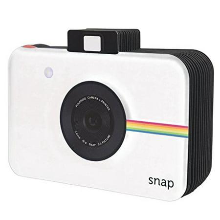 2x3 Photo Album (Polaroid Snap Themed Scrapbook Photo Album for Zink 2x3 Photo Paper Projects (Snap, Zip, Z2300, POP) -)