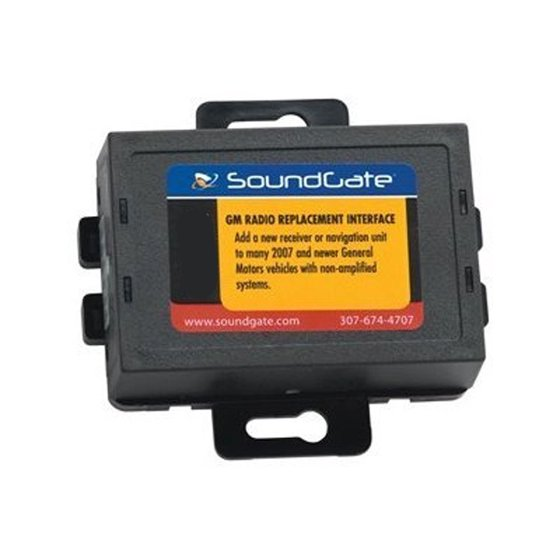 Soundgate LANSTAR4 Chevy Saturn Pontiac Remove Factory Radio OnStar  Integration