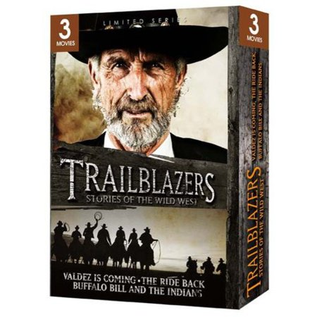 Trailblazers  Valdez Is Coming   The Ride Back   Buffalo Bill And The Indians  Full Frame