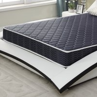 6-Inch Foam Mattress Covered in a Stylish Waterproof  Fabric, Full, Available in Various Sizes