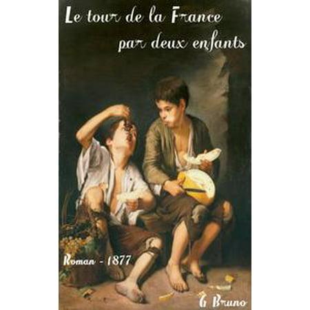 - Le tour de la France par deux enfants - eBook