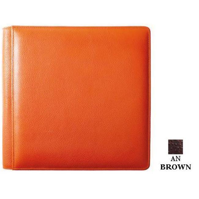 Raika AN 105 BROWN 4inch x 6inch Large Photo Album - Brown