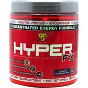 BSN Hyper-FX, Grape, 30 Servings