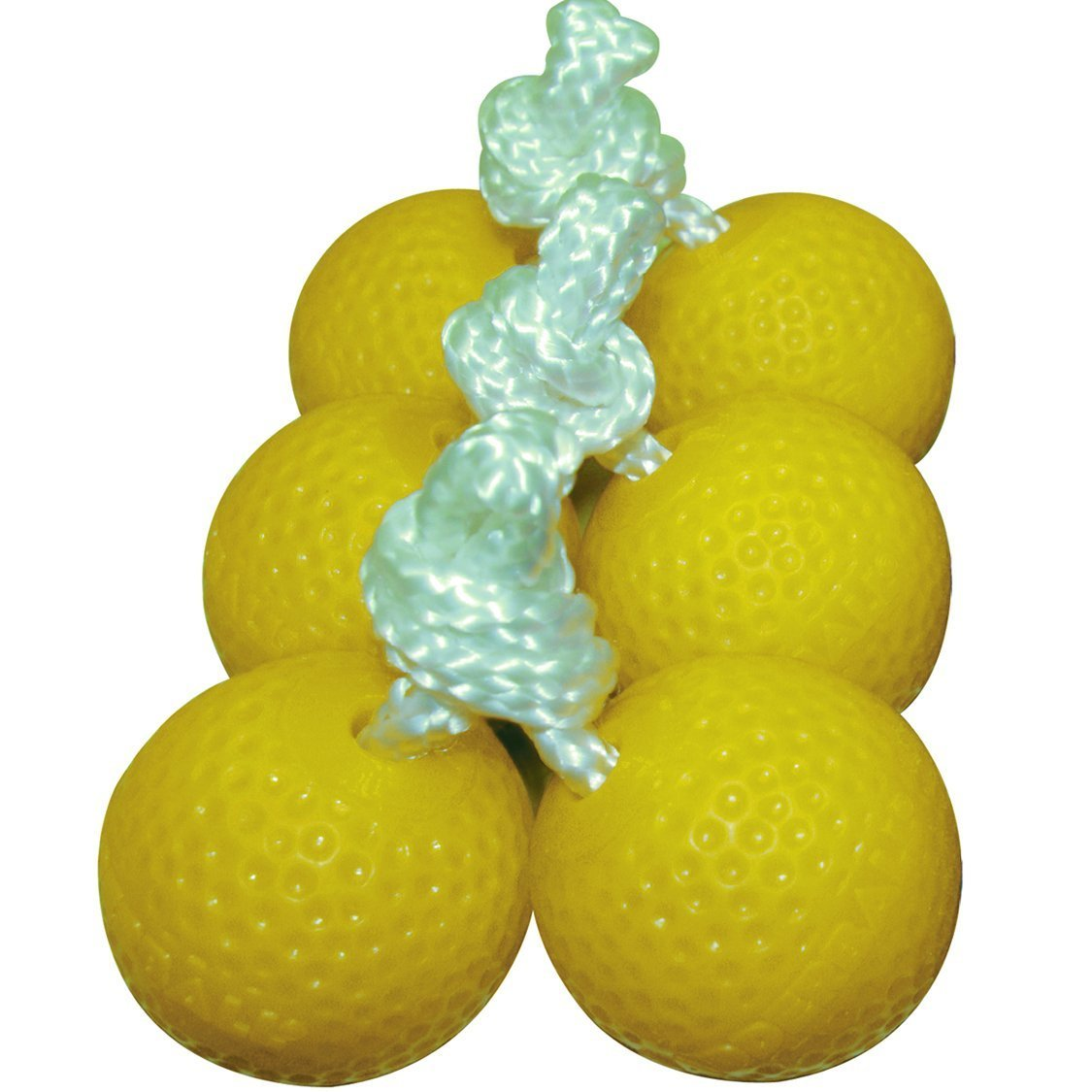 Ladderball Bolas 3 Pack Color: Yellow