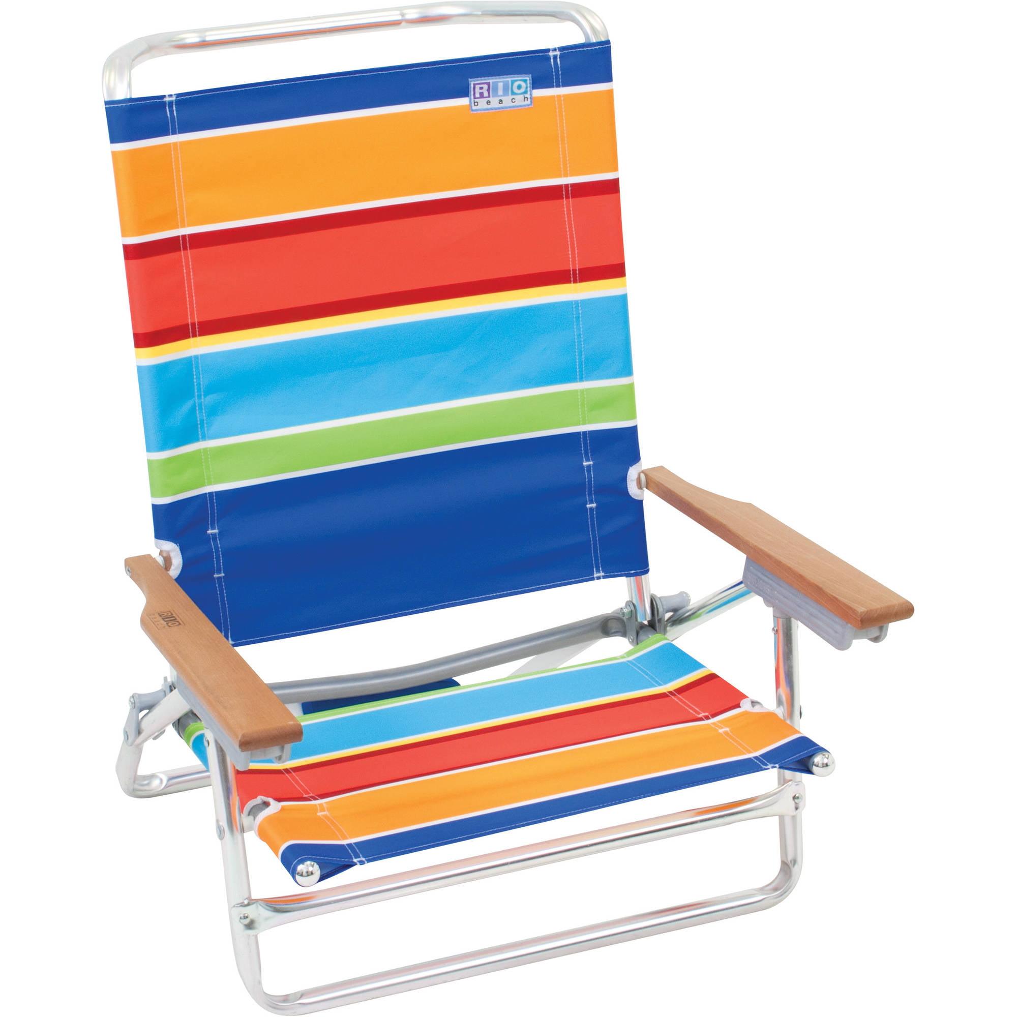 Rio Classic 5-Position High-Back Beach Chair