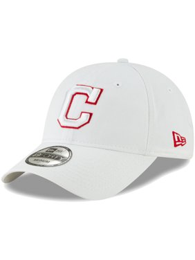 f102faa677c Product Image Cleveland Indians New Era Core Pop 49FORTY Fitted Hat - White