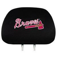 MLB Atlanta Braves Headrest Covers