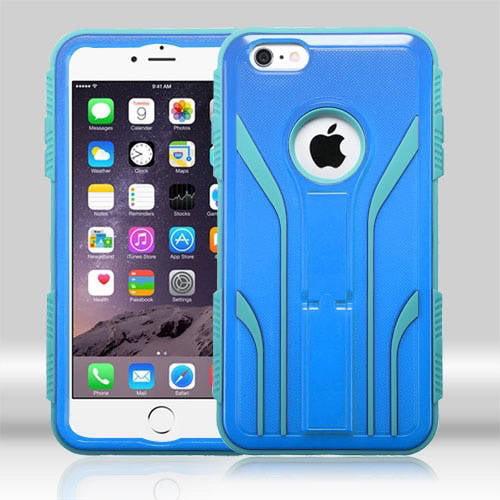 Apple iPhone 6 Plus/iPhone 6S Plus MyBat TUFF Extreme Hybrid Protector Cover