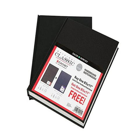Classic Sketchbook   Simply Sketchbook Hardbound Bundle 8 5X11  By Cachet