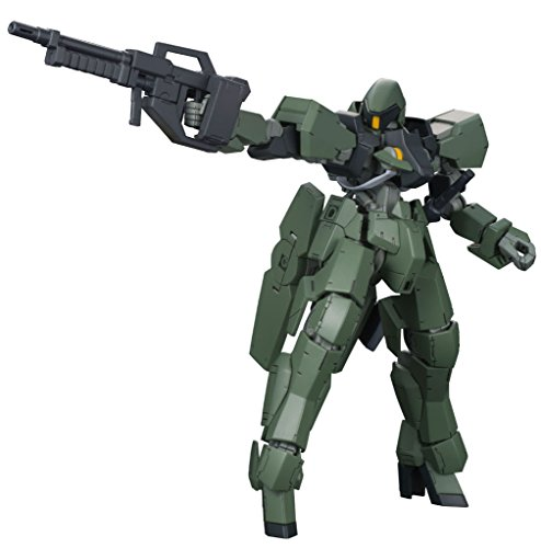 Gundam Iron-Blooded Orphans Graze Standard / Commander Type Master Grade 1:100 Scale Model Kit