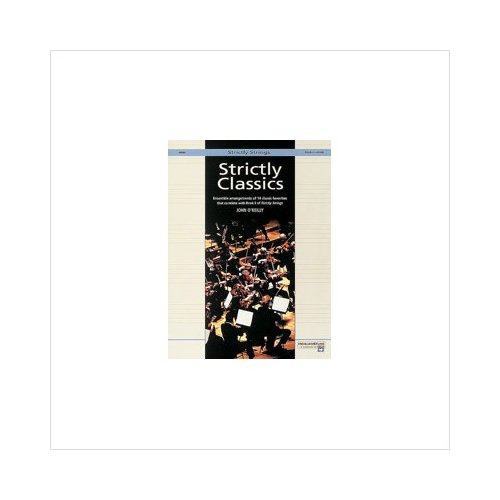 Alfred 00-16588 Strictly Classics- Book 2 - Music Book