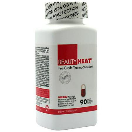 BeautyFit BeautyHeat - 90 Caps Rapid Release