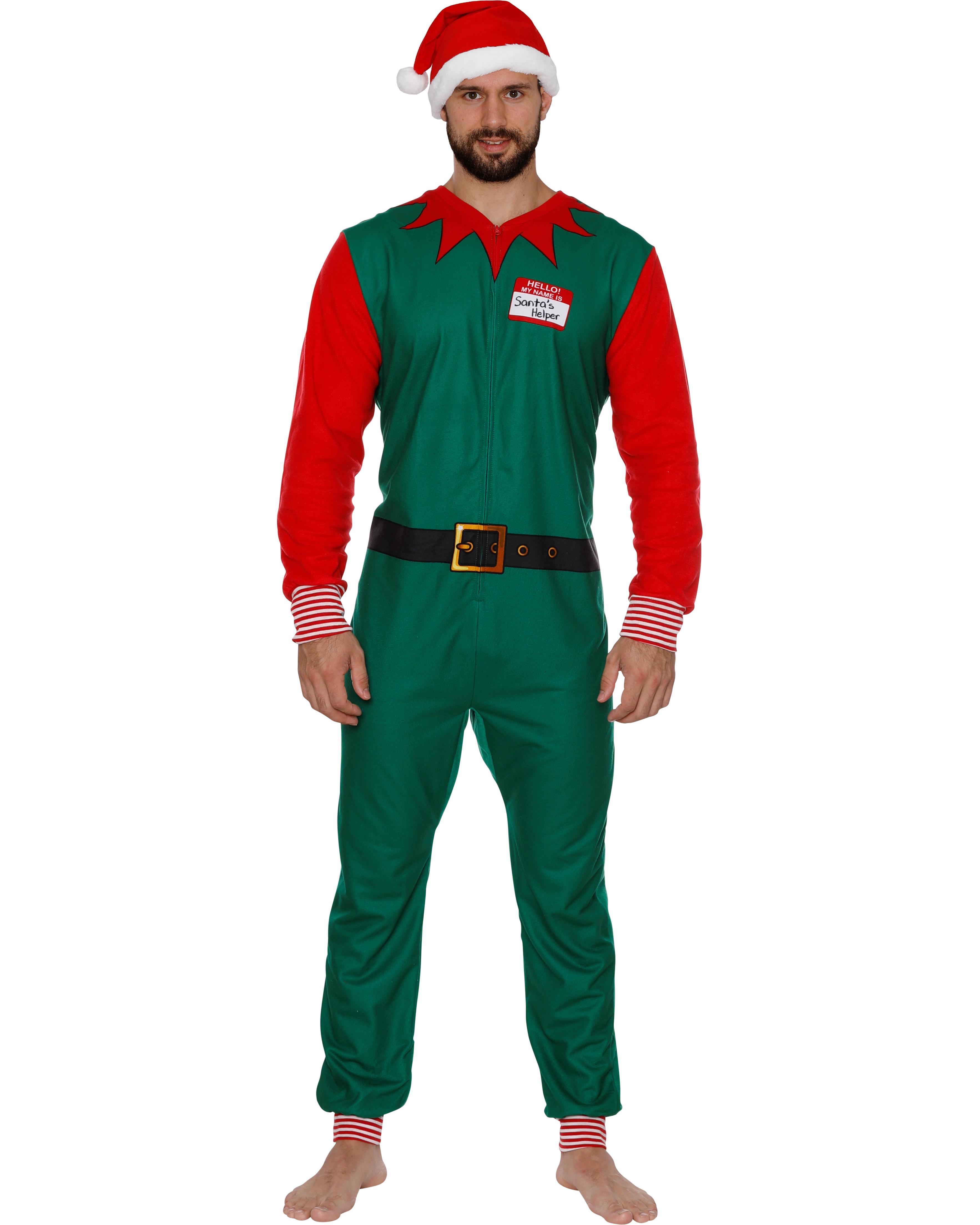 MJC - Secret Santa Adult Mens Womens Christmas Holiday Elf ...