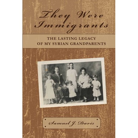 They Were Immigrants - eBook