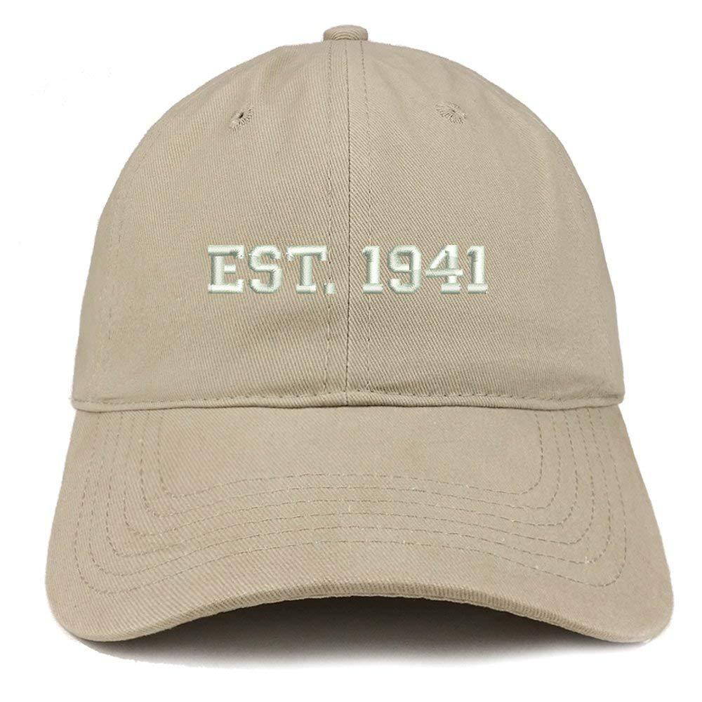 Trendy Apparel Shop 1941 Embroidered