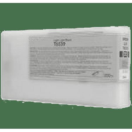 Zoomtoner Compatible Epson Stylus Pro 4900 Designer Edition EPSON T653900 INK / INKJET Cartridge Light Light Noir - image 1 de 1