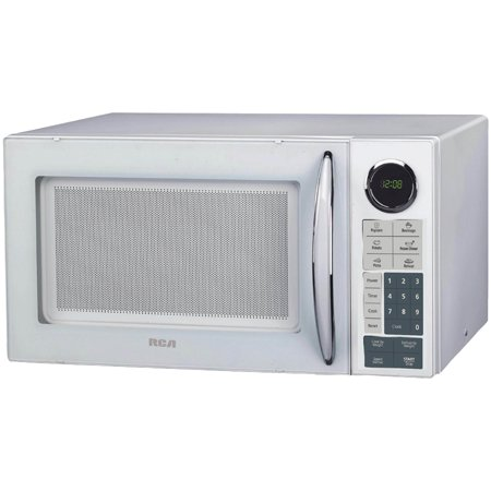 Rca Rmw953 White 9 Cubic Ft Microwave