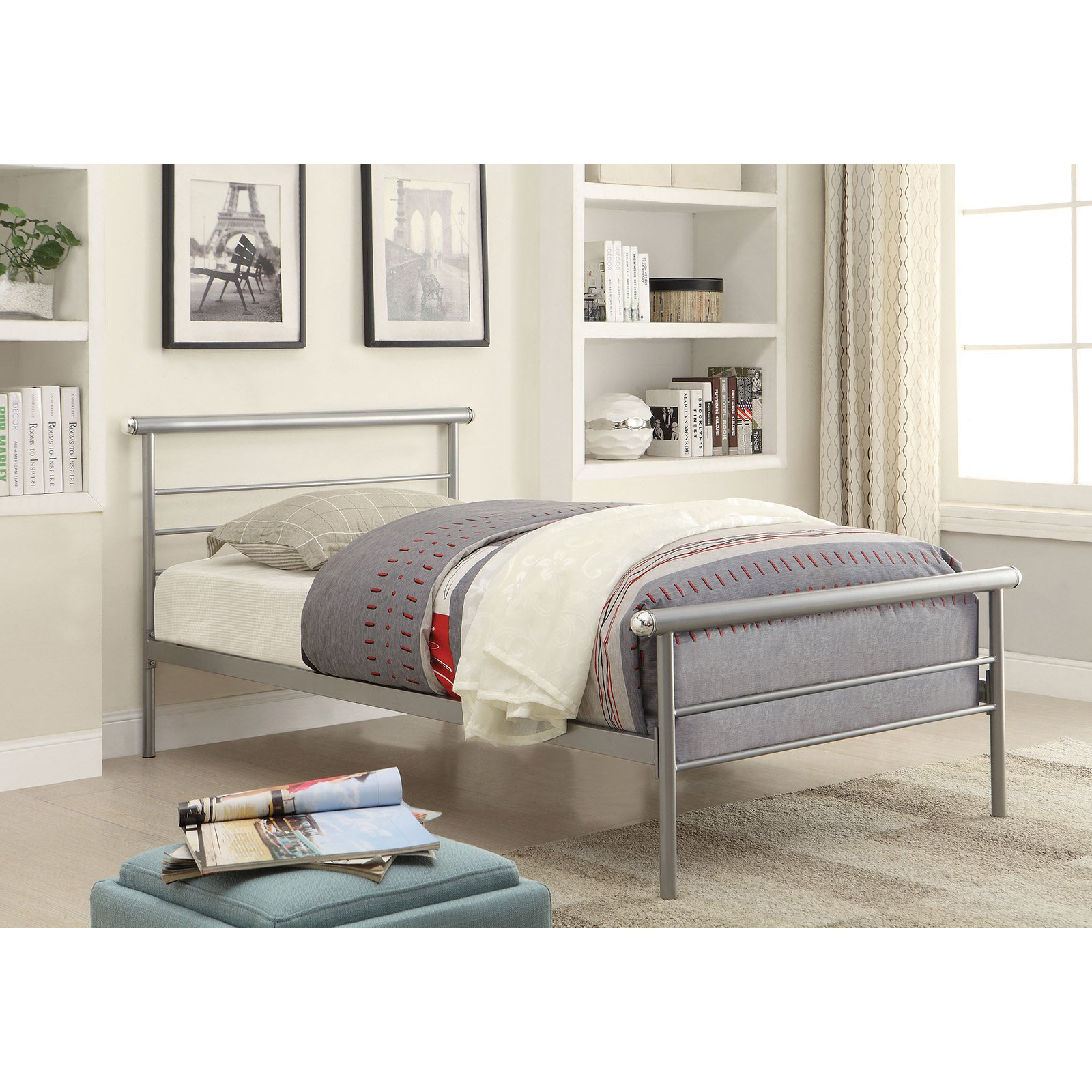 Coaster Furniture Shelton Platform Bed