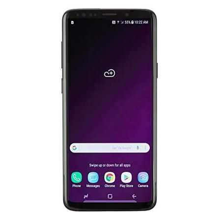 "samsung galaxy s9+ - sm-g965u - smartphone - 4g lte - 64 gb - microsdxc slot - cdma / gsm - 6.2"" - 2960 x 1440 pixels (529 ppi) - super amoled - ram 6 gb - 12 mp (8 mp front camera) - android - verizo"