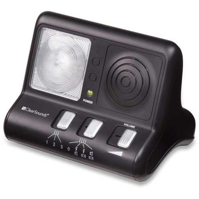 Clearsounds ClearRing Amplified Phone Ring Signaler