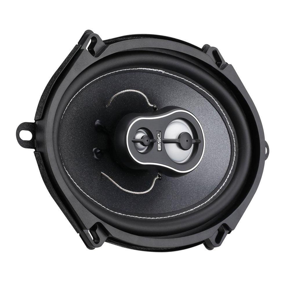 "DS18 BD-X573 Pair 5x7"" 3 Way Coaxial Speaker 165 Watts Max Power 2 Speakers"