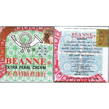 Extra Pearl Cream by Beanne - Skin Beautifier Protects from Melanin & Wrinkles (Pearl Cream From China)