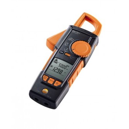 Testo 770-1 Hook-clamp Digital Multimeter with TRMS, 400A AC/DC ()