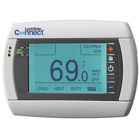 LockState LS-90 Programmable Thermostat