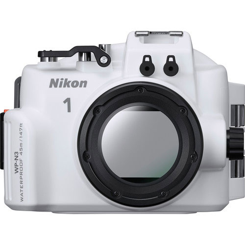 Nikon WP-N3 Waterproof Housing for Nikon 1 J4 or S2 Camera and NIKKOR 11-27.5mm or 10-30mm Lens