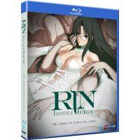 Rin-Daughter of Mnemosyne: Complete Series [BLU-RAY]