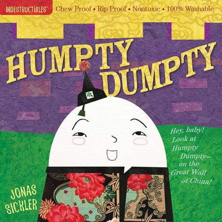 Indestructibles: Humpty Dumpty - Paperback (Humpty Dumpty Dress Up)
