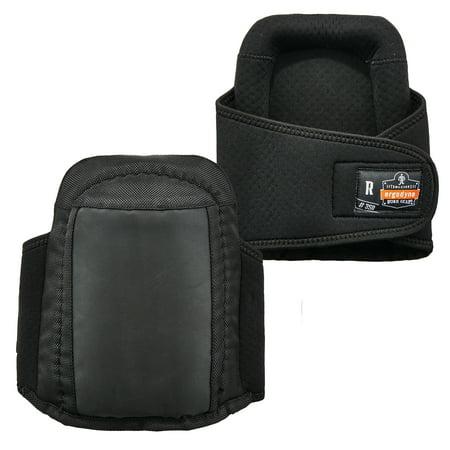 Ergodyne ProFlex 350 Protective Knee Pads, Slip-Resistant, Gel Foam Padded