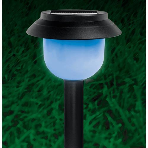 MAXSA INNOVATIONS 40007 Solar Party Color-Changing Path Light