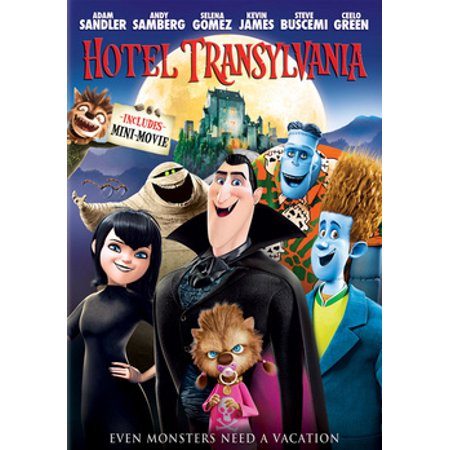 Hotel Transylvania (DVD)](Top Childrens Halloween Films)