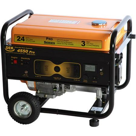 Dek Generators Troubleshooting