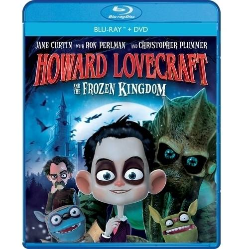 Howard Lovecraft And The Frozen Kingdom (Blu-ray + DVD + Digital HD) CINBRSF16886