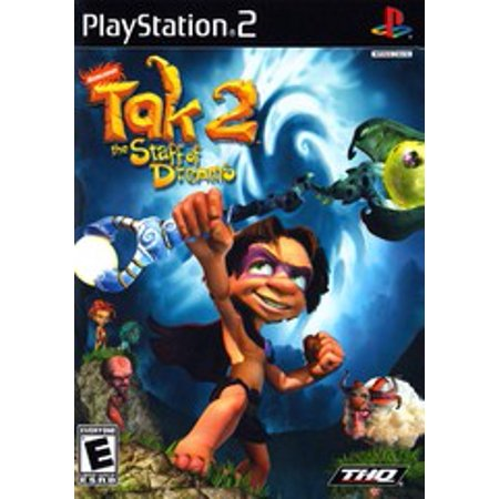 Tak 2 The Staff of Dreams - PS2 Playstation 2