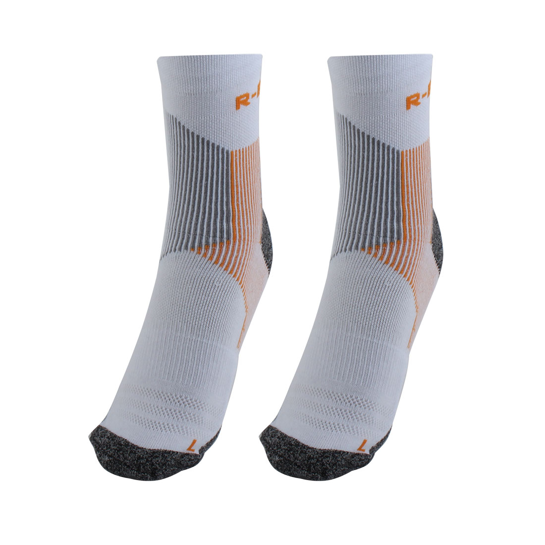 R-BAO Authorized Jogging Cotton Blend Compression Cycling Socks