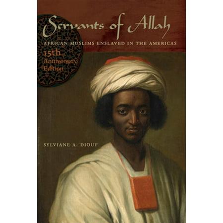 Servants of Allah - eBook