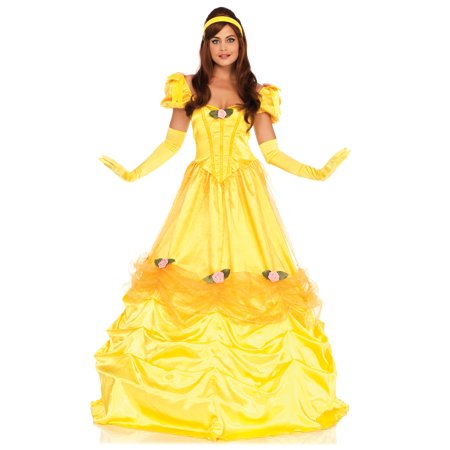 Womens Belle of the Ball Costume size Medium 6-8