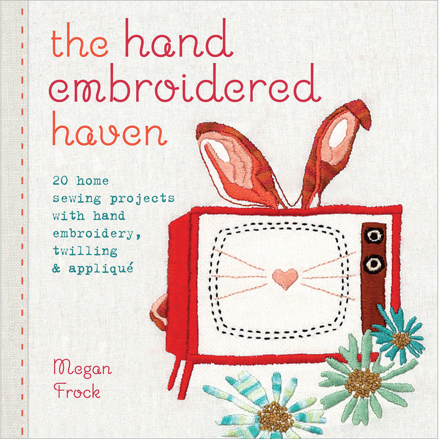 Krause -The Hand Embroidered Haven