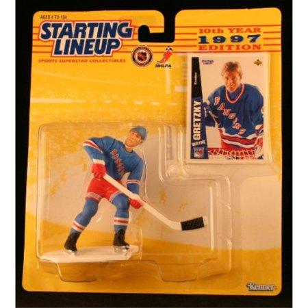 1993 Starting Lineup Figure (1997 Wayne Gretzky NHL Starting Lineup)