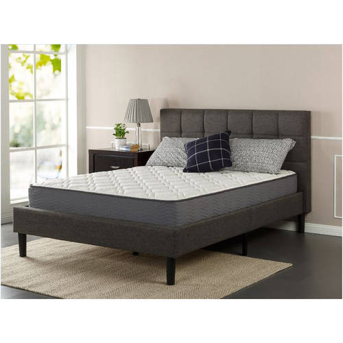 "Better Homes and Gardens 8"" Comfort Firm Spring Mattress, Multiple Sizes"