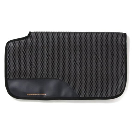 Tough-1 Air Flow Shock Absorber PVC Saddle Pad