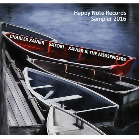 Happy Note Records Sampler