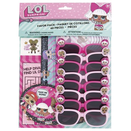 Party City Favors (LOL Surprise Party Favors,)
