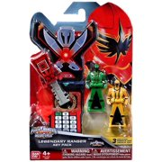 Power Rangers Super Megaforce Legendary Ranger Key Pack [Mystic Force]