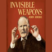 Invisible Weapons - Audiobook